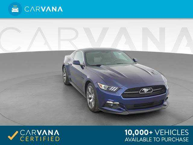 Ford Mustang 2015 $34400.00 incacar.com