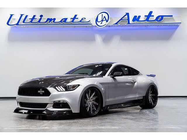 Ford Mustang 2016 $189000.00 incacar.com