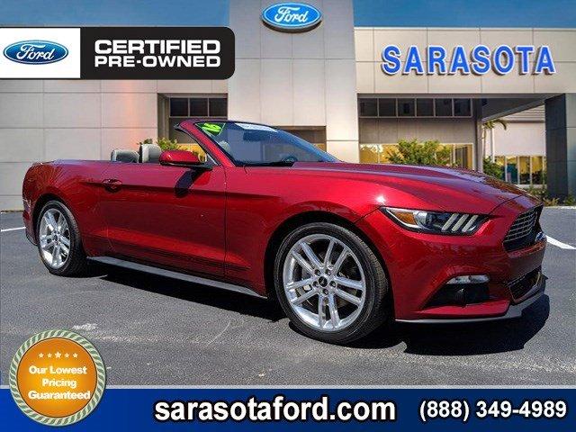 Ford Mustang 2016 $22861.00 incacar.com