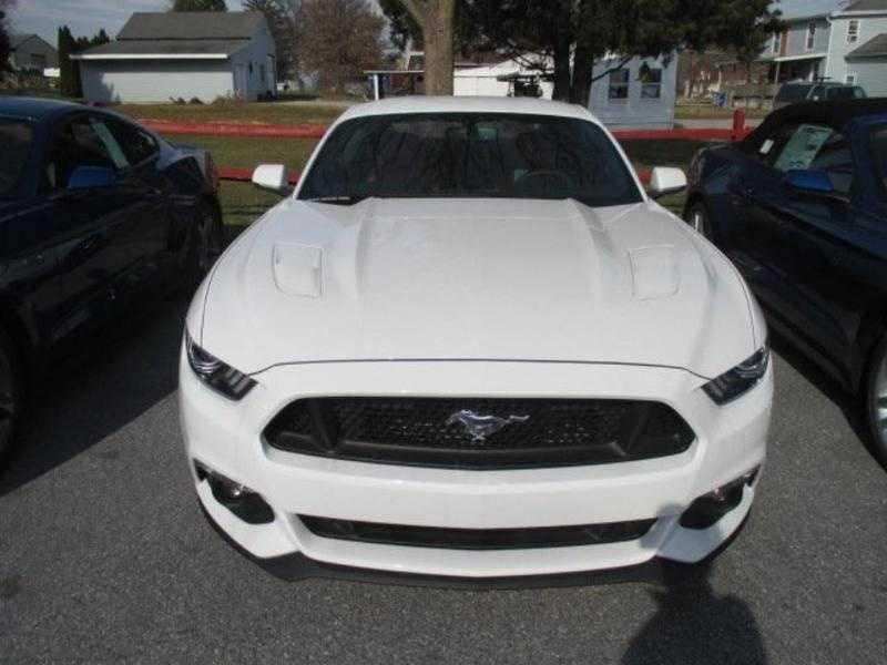 Ford Mustang 2017 $38447.00 incacar.com