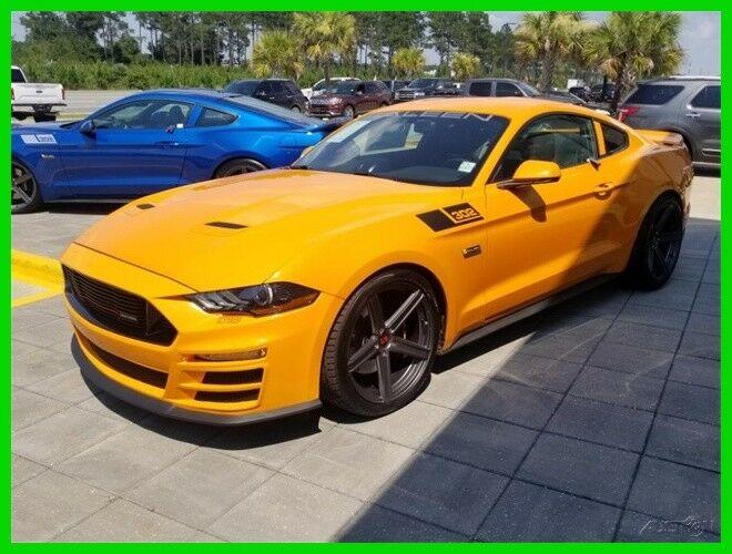 Ford Mustang 2018 $66570.00 incacar.com