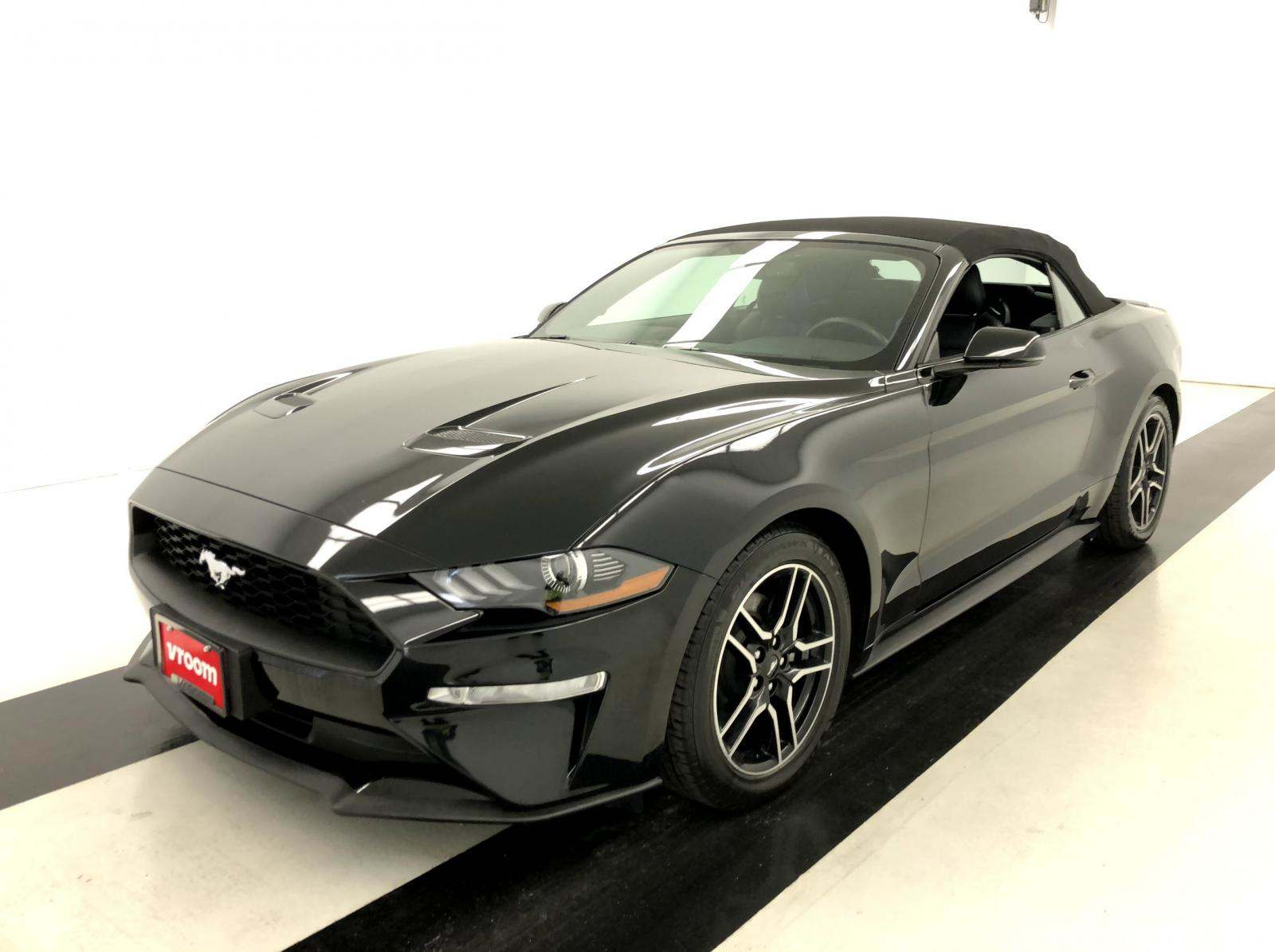 used Ford Mustang 2018 vin: 1FATP8UH1J5132735