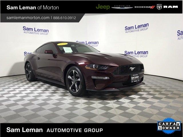 Ford Mustang 2018 $24200.00 incacar.com