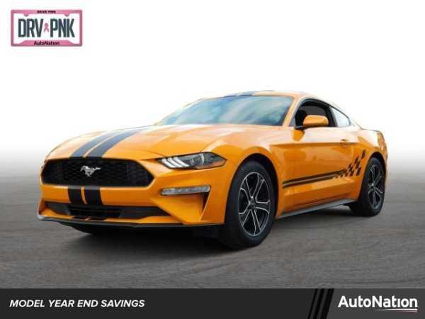 Ford Mustang 2018 $25538.00 incacar.com