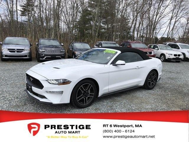 Ford Mustang 2018 $27500.00 incacar.com