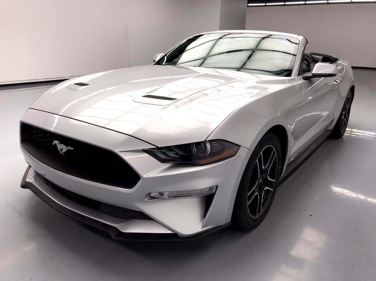 used Ford Mustang 2018 vin: 1FATP8UH0J5145234