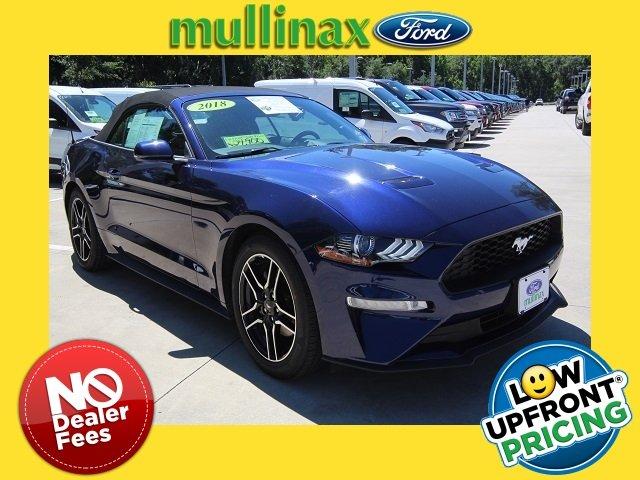 Ford Mustang 2018 $24906.00 incacar.com