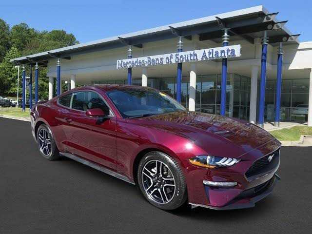 Ford Mustang 2018 $22401.00 incacar.com
