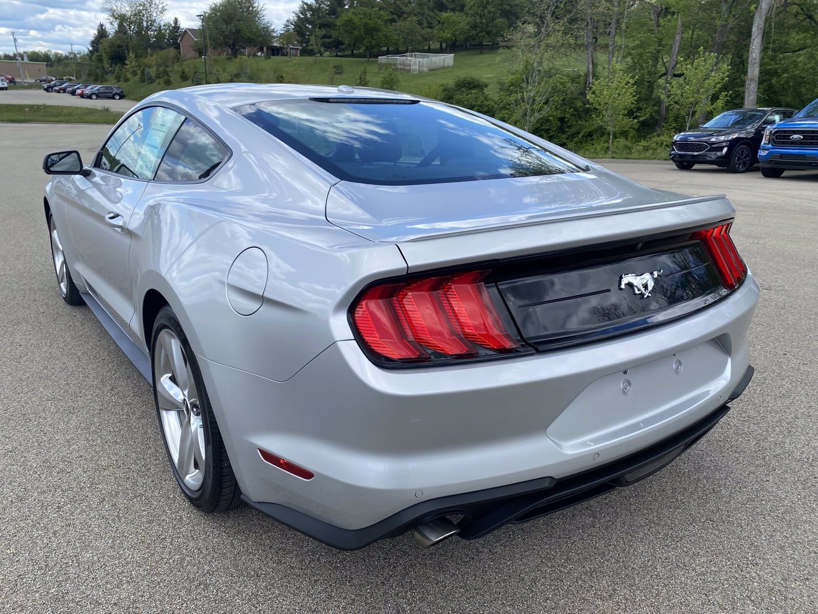2018 Ford Mustang Premium