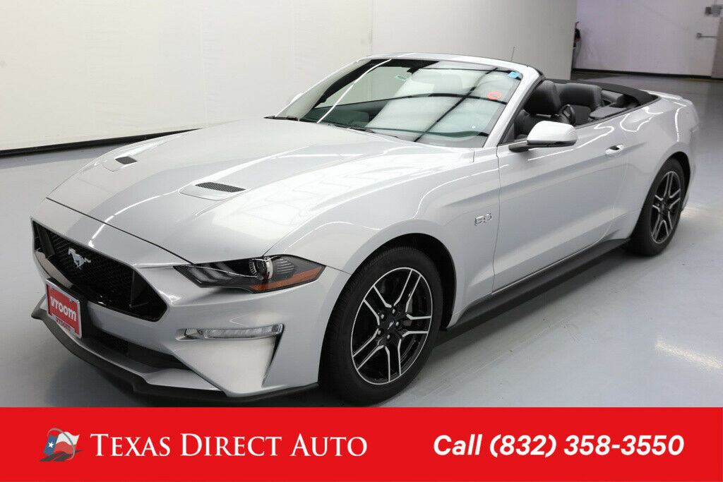 used Ford Mustang 2018 vin: 1FATP8FF9J5143350