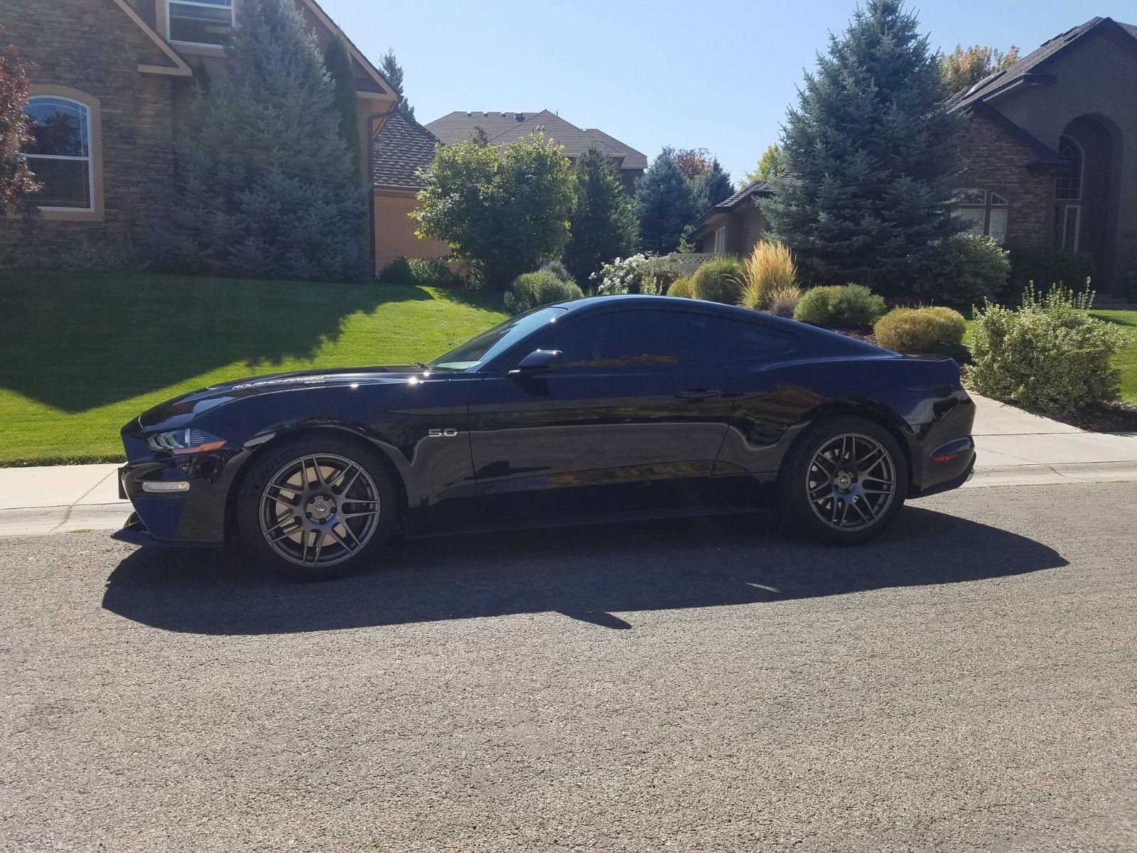 Ford Mustang 2018 $42000.00 incacar.com