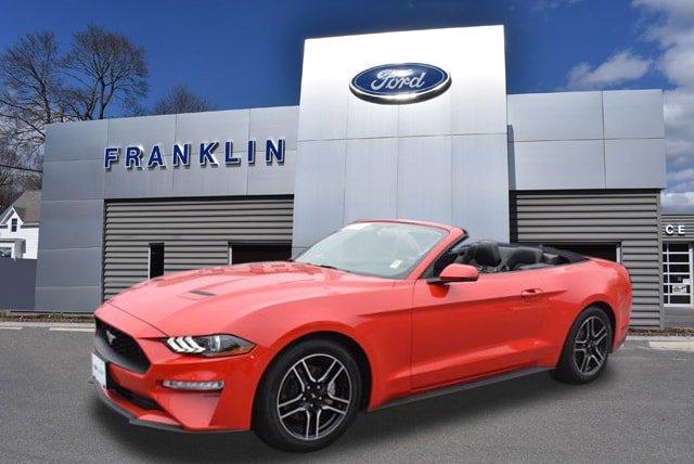 Ford Mustang 2018 $27886.00 incacar.com