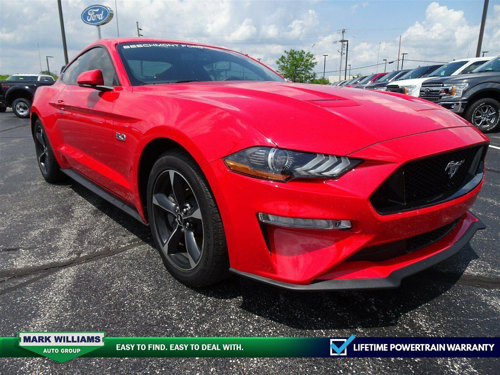 Ford Mustang 2019 $37995.00 incacar.com