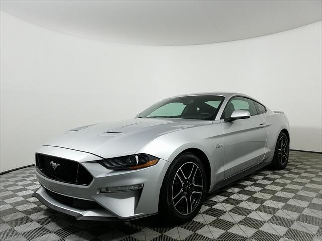 used Ford Mustang 2019 vin: 1FA6P8CF4K5159295
