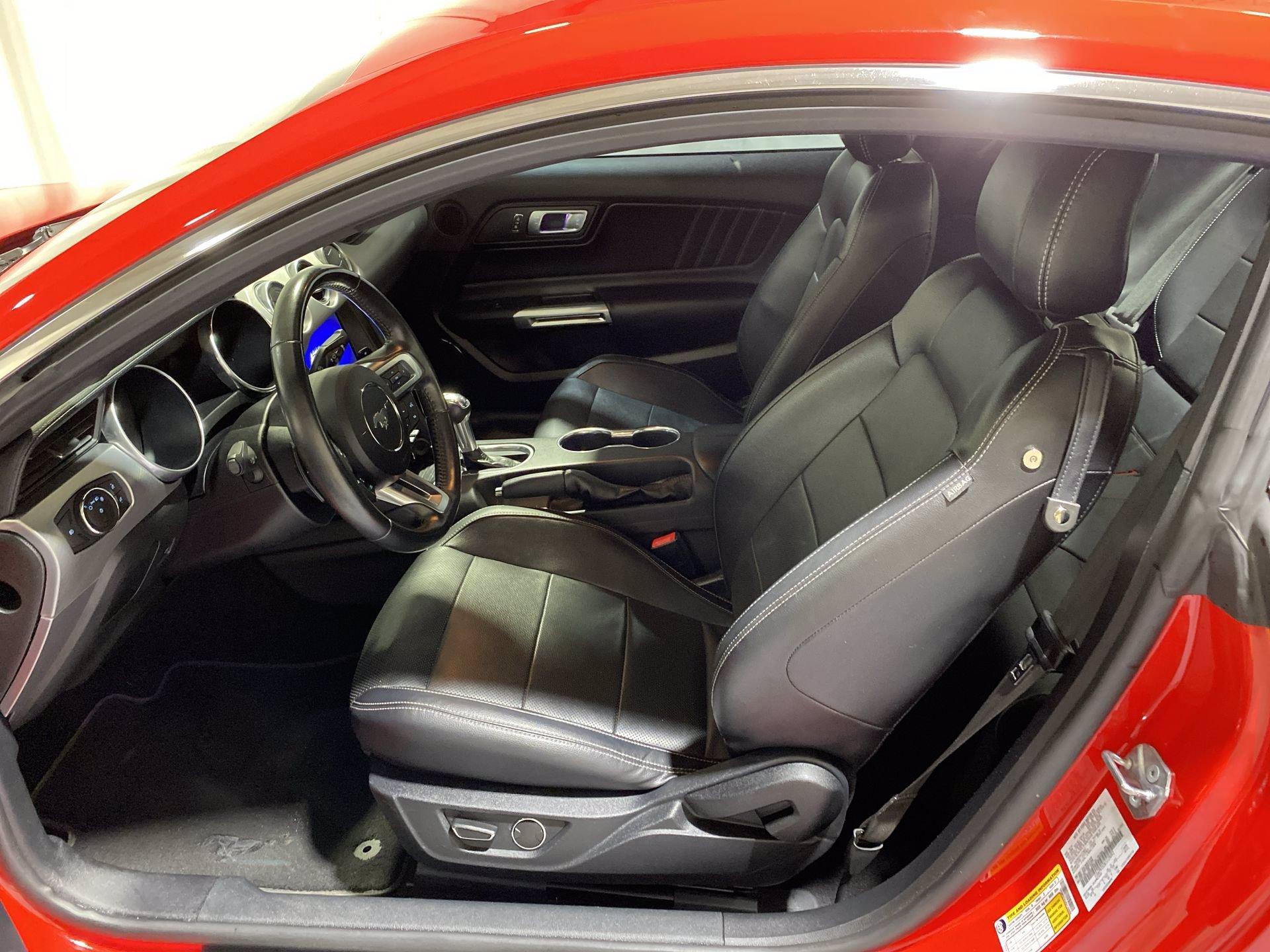 2019 Ford Mustang Premium