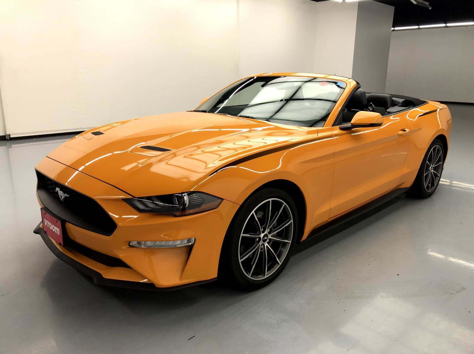 used Ford Mustang 2019 vin: 1FATP8UH4K5150034