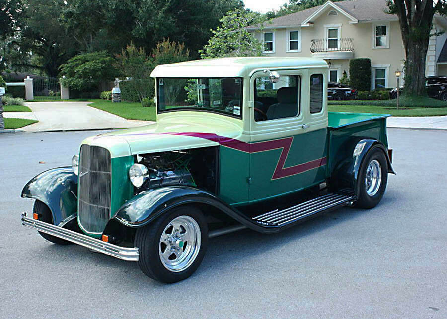 Ford Other Pickups 1933 $24500.00 incacar.com