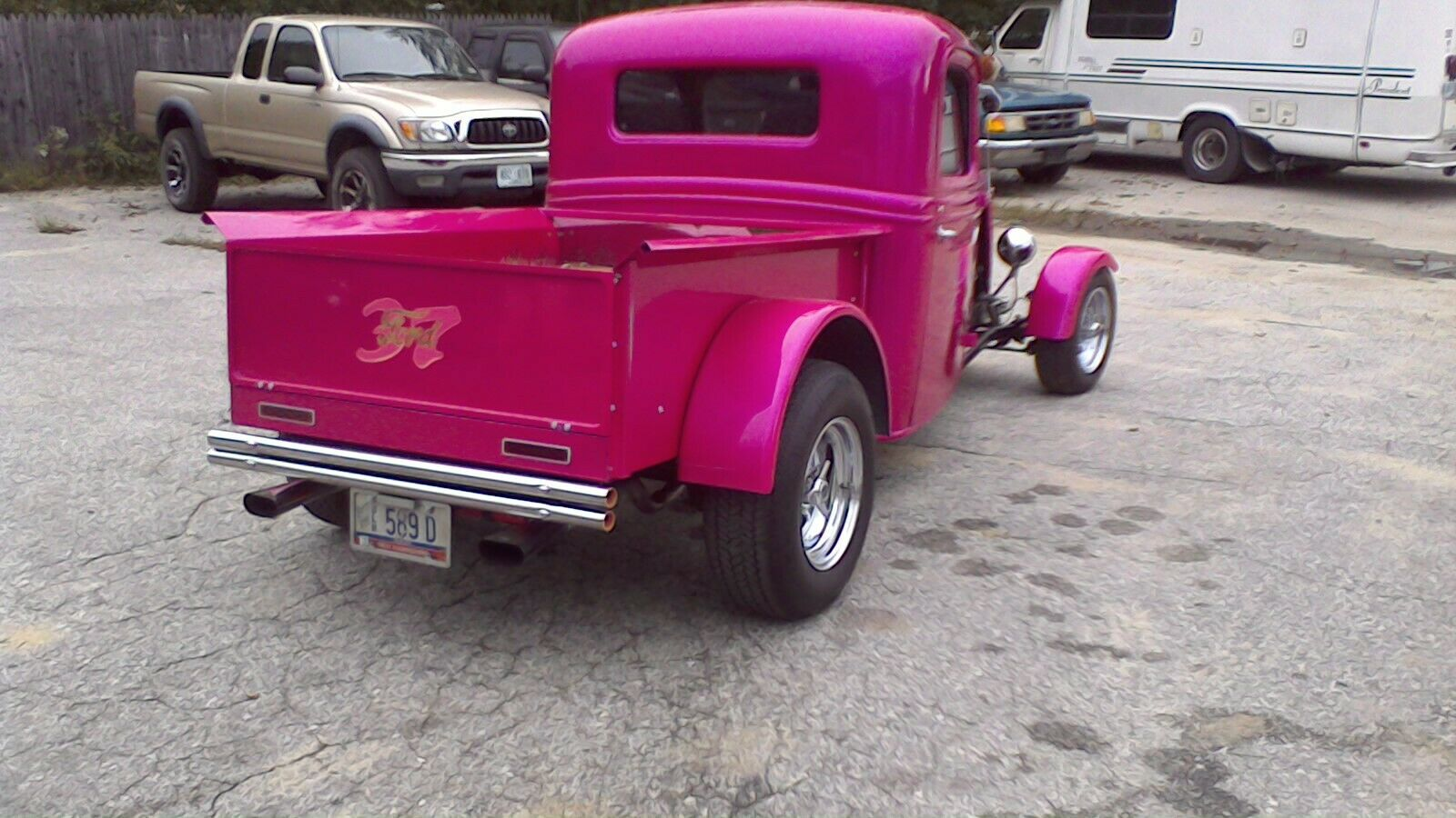 Ford Other Pickups 1937 $18000.00 incacar.com