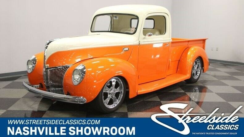 Ford Other Pickups 1940 $32600.00 incacar.com
