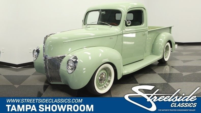 Ford Other Pickups 1940 $26350.00 incacar.com