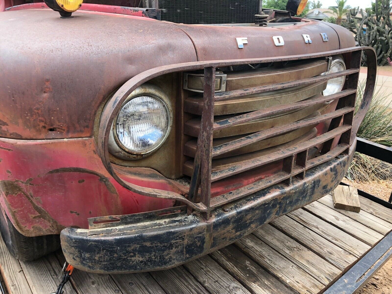 Ford Other Pickups 1948 $4800.00 incacar.com