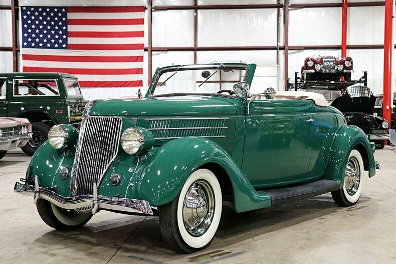 Ford Other 1936 $74900.00 incacar.com
