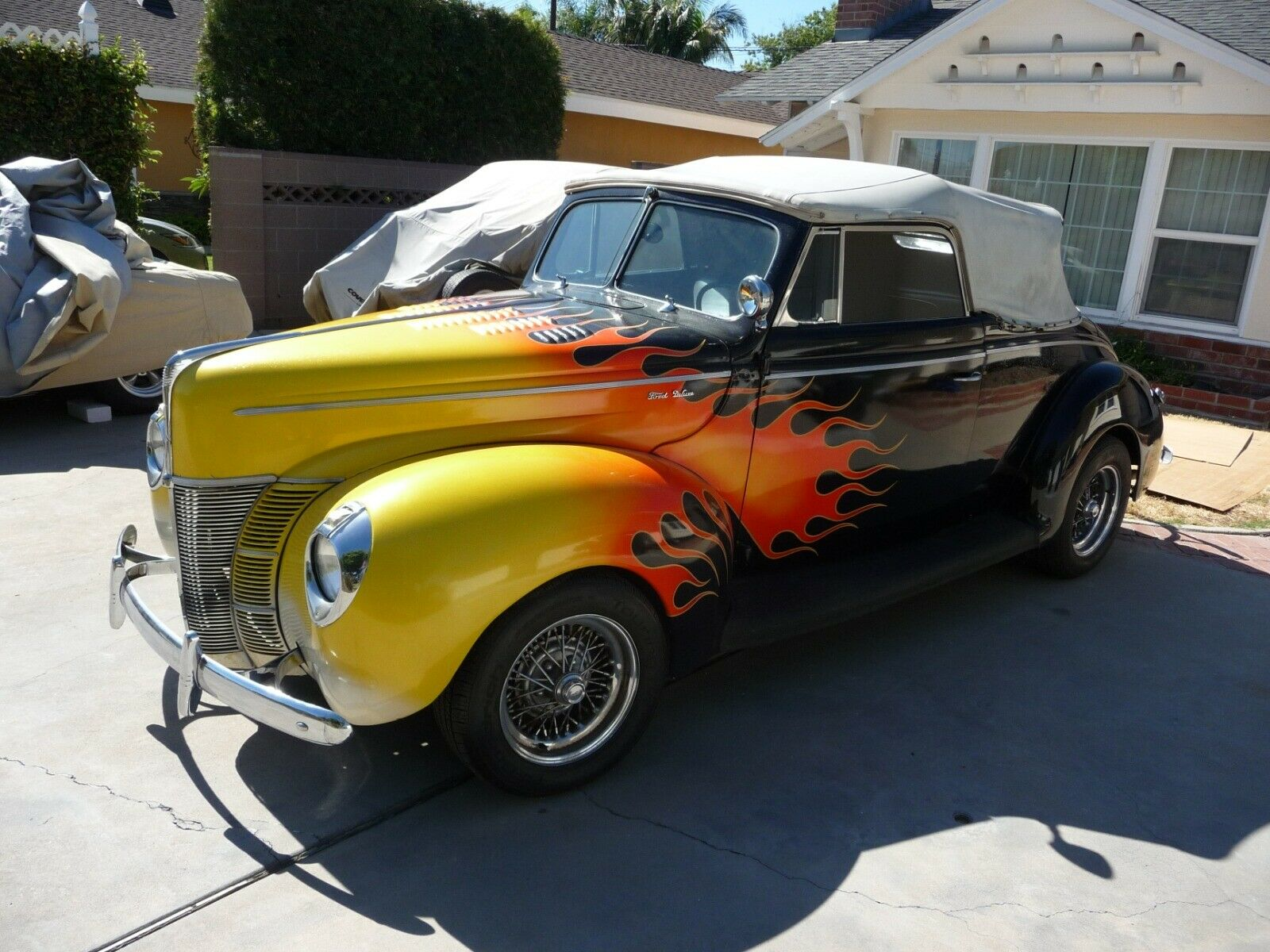 Ford Other 1940 $34500.00 incacar.com