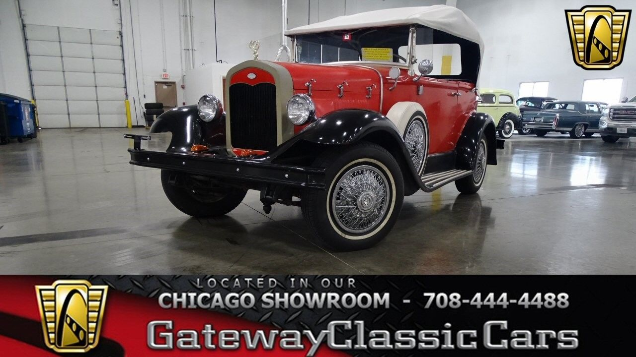 Ford Phaeton 1931 $19995.00 incacar.com