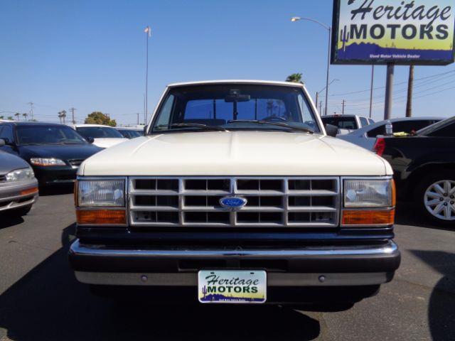 Ford Ranger 1989 $7495.00 incacar.com