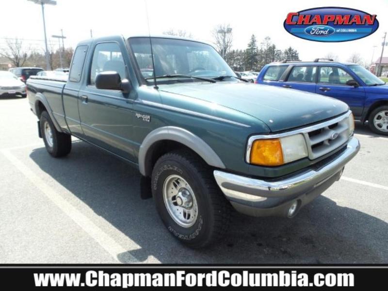 Ford Ranger 1995 $3998.00 incacar.com