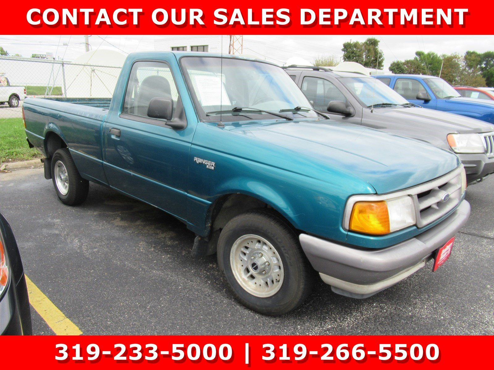 Ford Ranger 1996 $3848.00 incacar.com