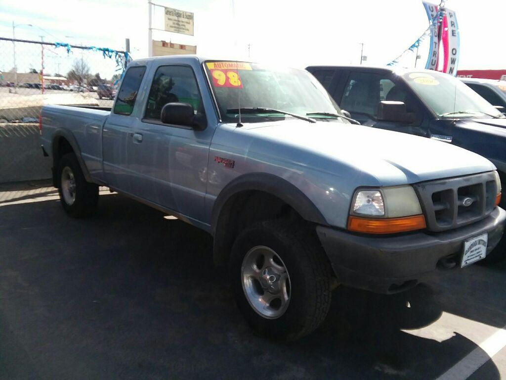 Ford Ranger 1998 $5495.00 incacar.com