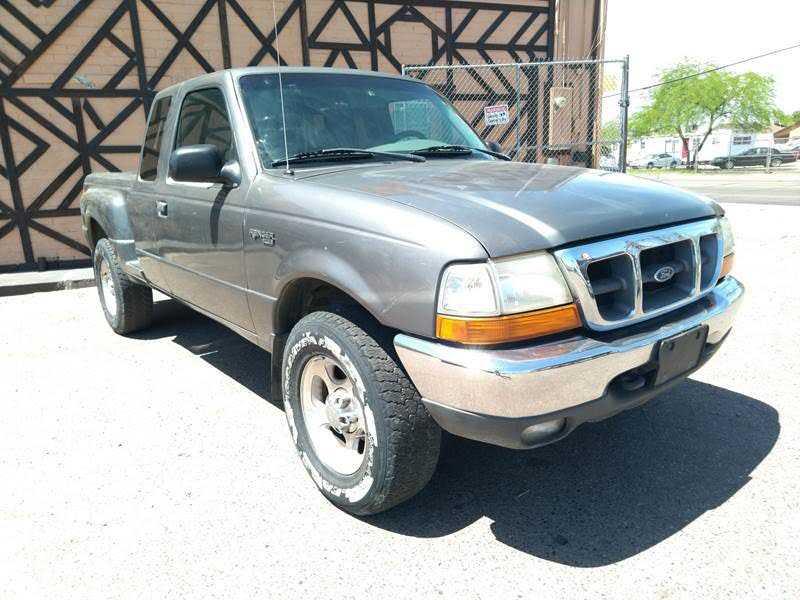 Ford Ranger 1999 $4950.00 incacar.com