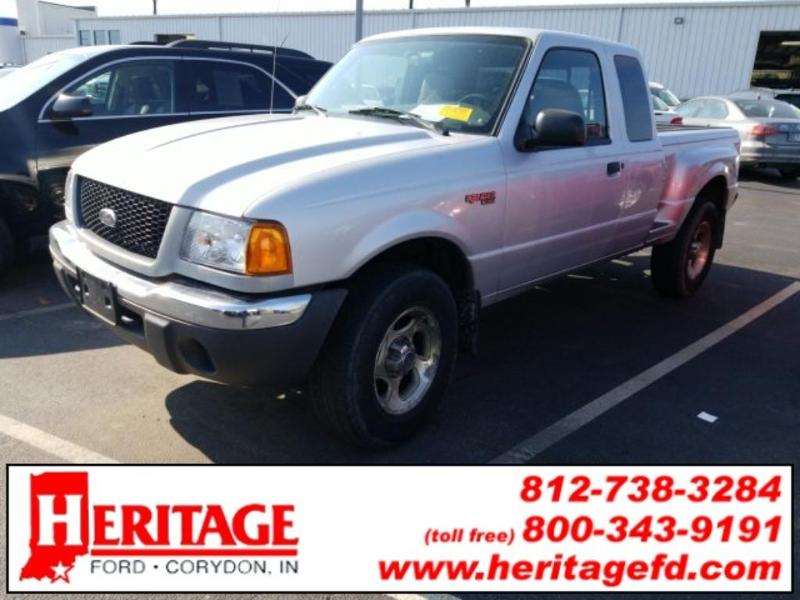 used Ford Ranger 2001 vin: 1FTZR15E01PA17901