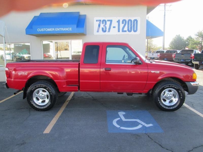 Ford Ranger 2001 $5950.00 incacar.com