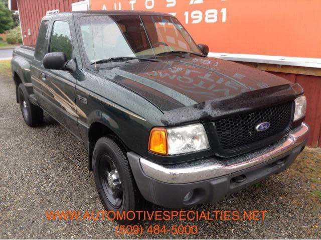 Ford Ranger 2001 $8975.00 incacar.com