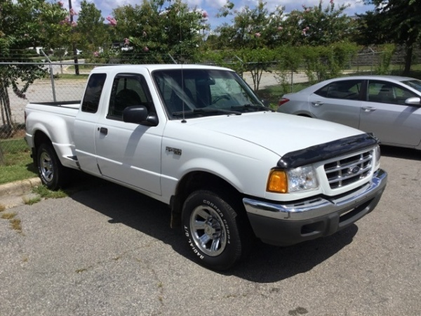 used Ford Ranger 2001 vin: 1FTYR14U71PA74715