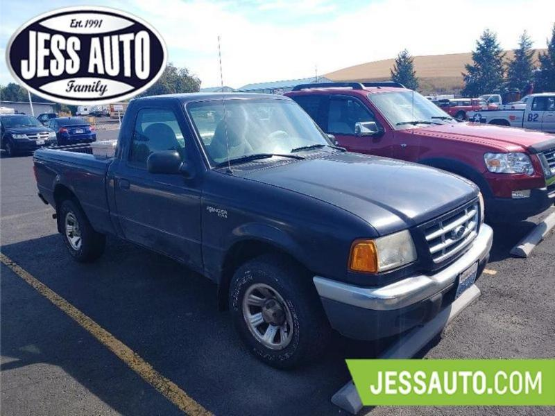 used Ford Ranger 2001 vin: 1FTYR10C41PA46156