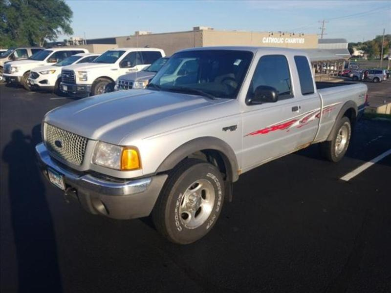 used Ford Ranger 2001 vin: 1FTZR15E41PA72092