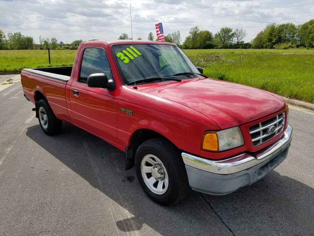 used Ford Ranger 2003 vin: 1FTYR10U73PA42629