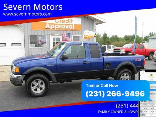 used Ford Ranger 2005 vin: 1FTZR45E05PA17954
