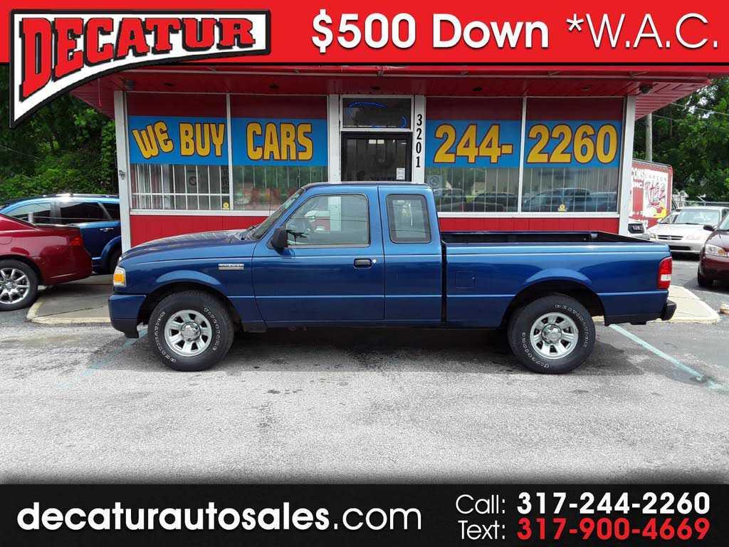 Ford Ranger 2009 $500.00 incacar.com