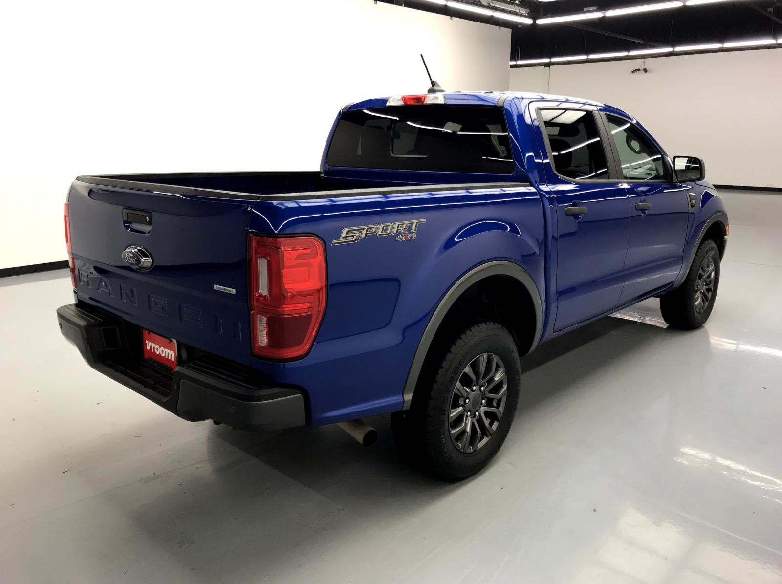 used Ford Ranger 2019 vin: 1FTER4FH6KLA01560