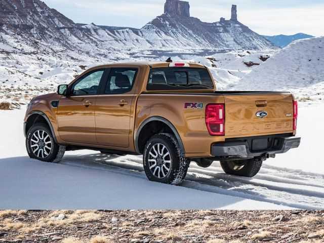 Ford Ranger 2019 $36977.00 incacar.com