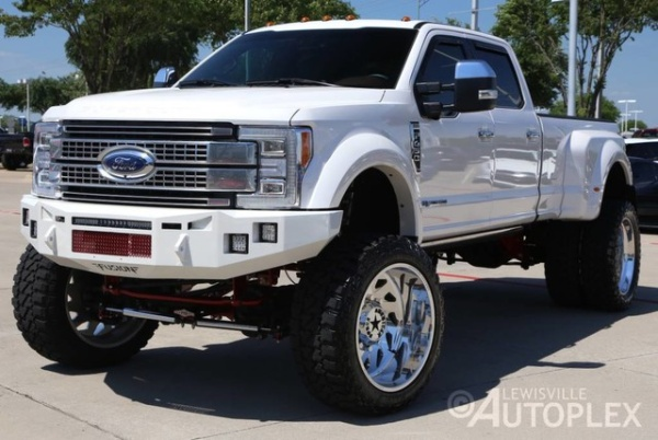 used Ford F-450 2017 vin: 1FT8W4DT3HEE47210