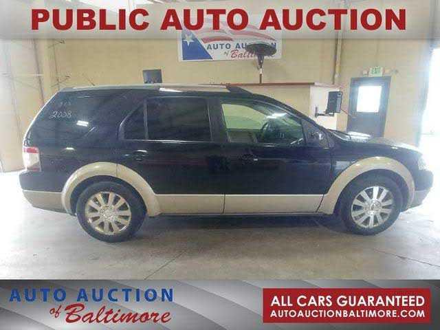 Ford Taurus X 2008 $1900.00 incacar.com