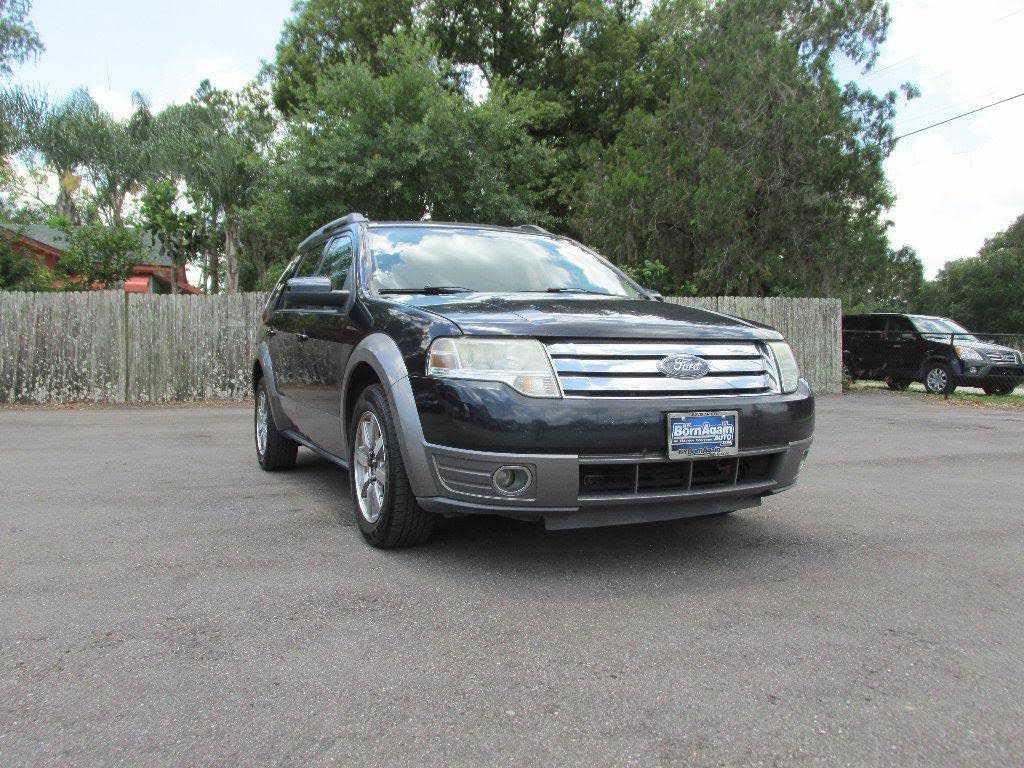 Ford Taurus X 2009 $3200.00 incacar.com