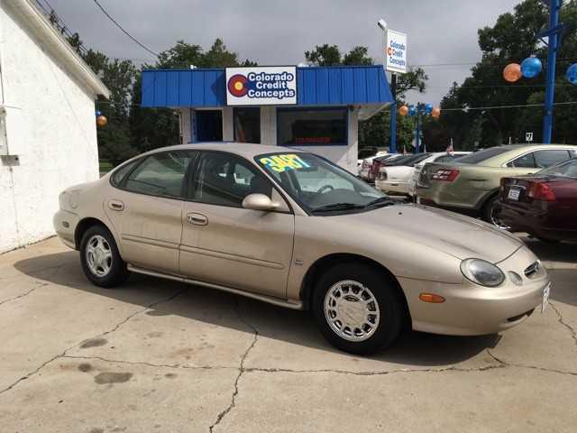 Ford Taurus 1999 $887.00 incacar.com
