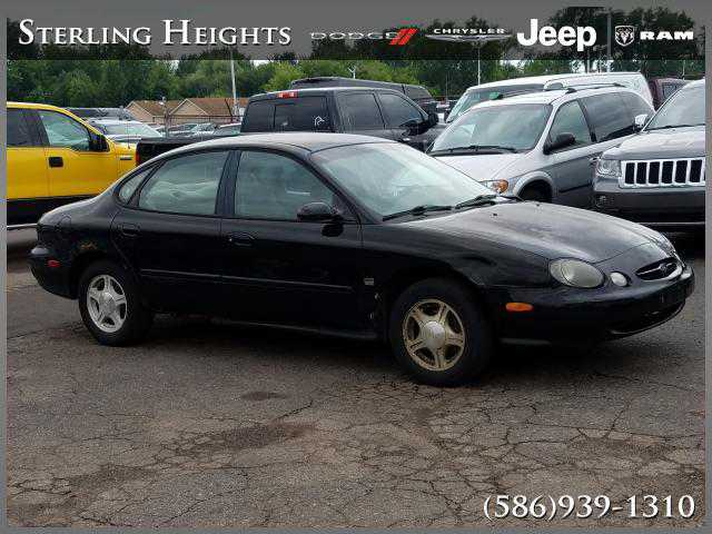 Ford Taurus 1999 $2995.00 incacar.com