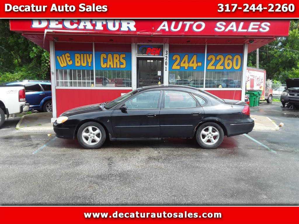 Ford Taurus 2001 $700.00 incacar.com